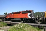NREX SD40-2 5848