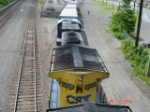 CSX 7553 looking from up top