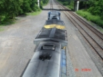 CSX 7751 (leading) & CSX 7553 (trailing) EB