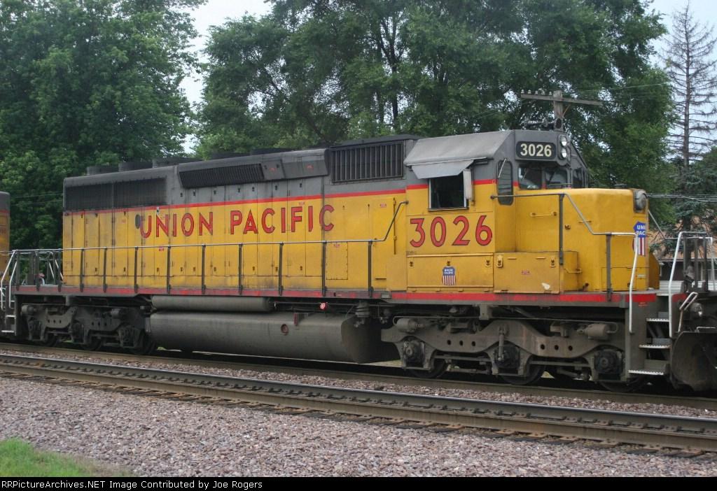 UP 3026
