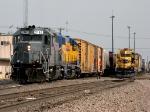 NREX 2163, FWWR 2005, and BNSF 2236