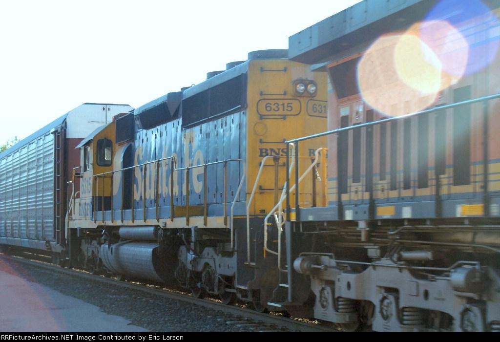 BNSF 6315