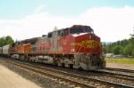BNSF 640