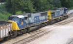 CSX 760 and 515