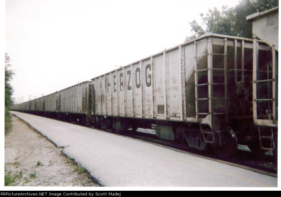 HERZOG Ballast Train