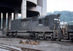 NS 1620 under the old coaling tower