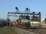 NS 9131 w/BNSF power