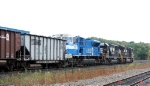 WB coal train with 80 Mac  #7200