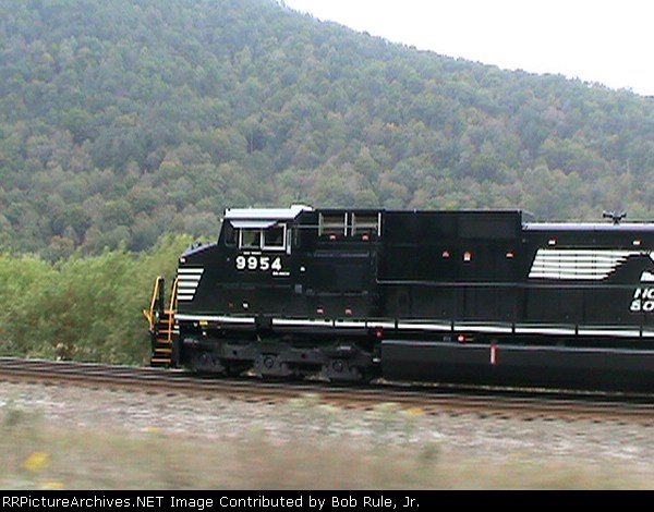 NS at speed........55mph