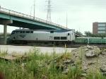 St. Louis Protection Locomotive