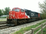 CN Northbound Manifest