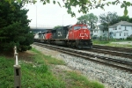 CN rolling South