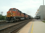 Intermodal Heading West