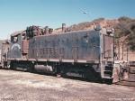 AZER 24 at mine service yard