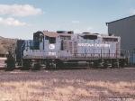 AZER 2170 at AZER yard