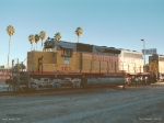 UP 3017 at the Port of Los Angeles