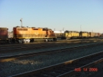 PNWR 2309 and UP 3375