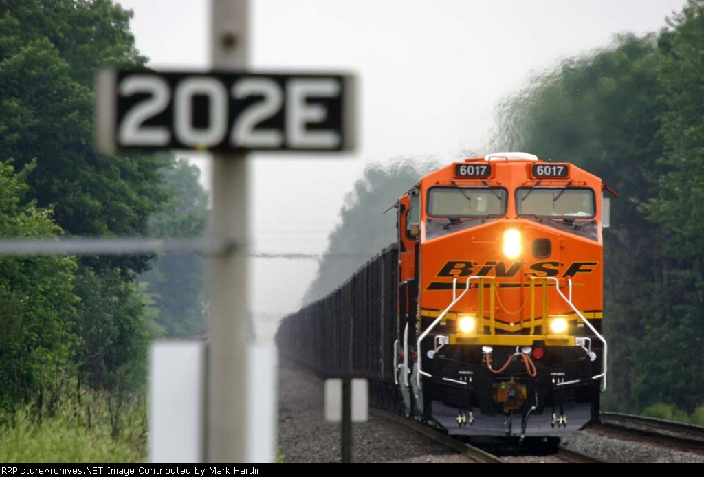BNSF 6017-1