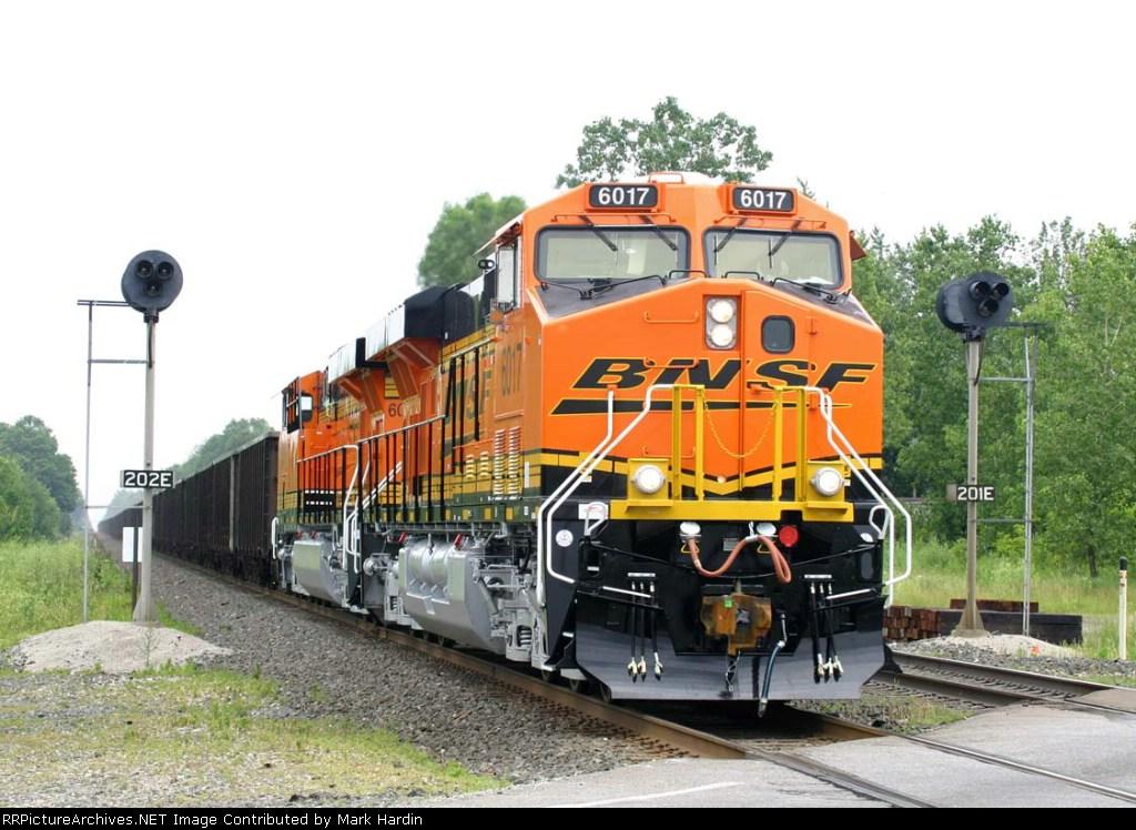 BNSF 6017-2