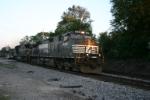 NS 9081 takes coal to the EJ&E