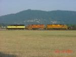 Westsider near Ashahr siding