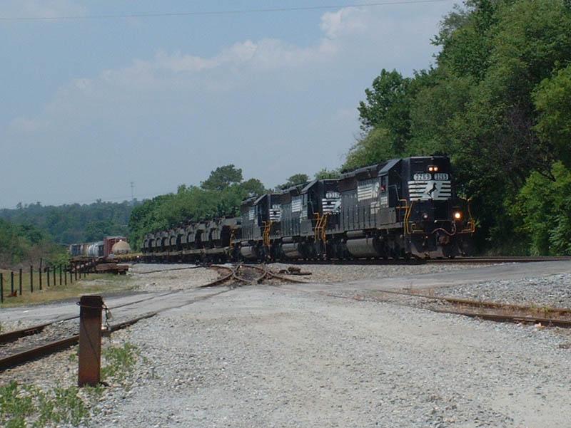 NS Train 347