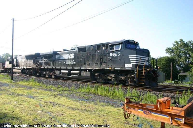 NS 9625 West