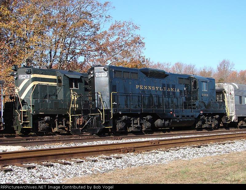CNJ 1523 & PRR 7000