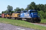 EB Ethanol Train 64R @ 1409 hrs