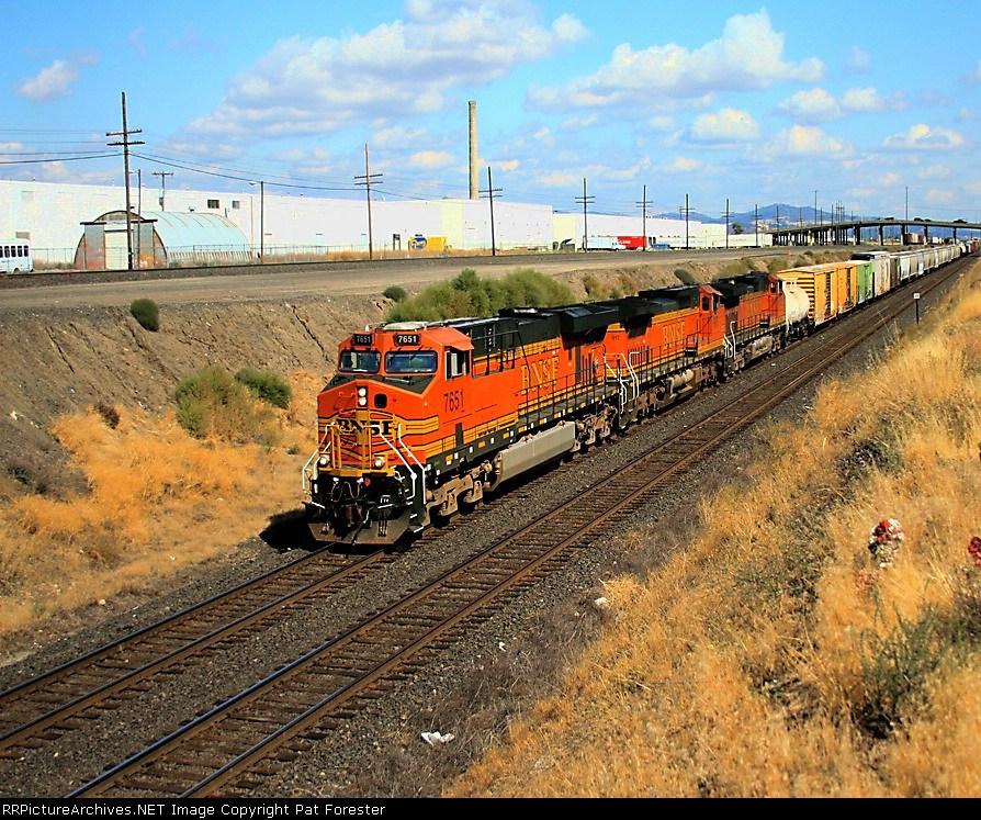 BNSF 7061