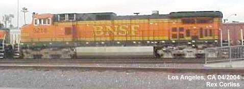 BNSF 5218