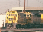 Yard office at Hobart yard in 1985