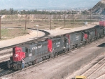 Hostling power at West Colton in 1987