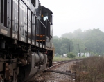 NS 9054 in fog