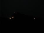 HESR 5492 sliding through the night