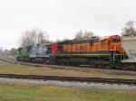 CMGN 5175 & 2001 behind HESR 5086