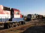 CMGN 8905 & HESR 3867 meet