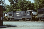 Ex-Norfolk Southern, Georgia Central 3959