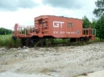 GTW 5072 at Woodland IN
