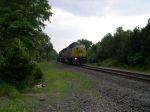 CSX 8733 Passing Signal 45