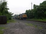 CSX 4726 Passing Hollow Road/Signal 45