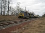 CSX 7899 Passes MP 46.0 (Skillman Siding)