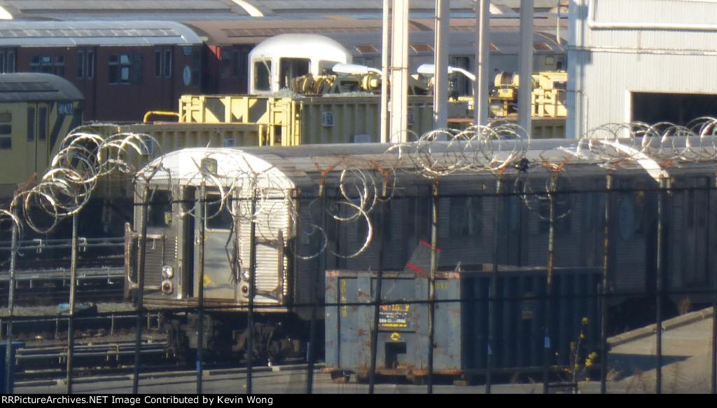 NYCT R32 3511