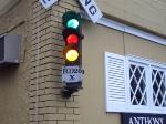 NYCT signal at the Train Station model railroad store