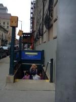New York Transit Museum-former Court Street IND station