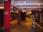 New York Transit Museum-former Court Street IND station platform