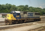 CSX 8525 SD50