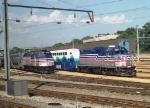 Virginia Railway Express Trains