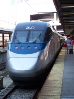 Amtrak Acela Express Trainset