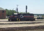 Guilford Rail System MEC Unit in Rigby Yard